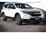 2018 White Diamond Pearl Honda CR-V LX #124529796