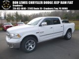 2017 Bright White Ram 1500 Laramie Crew Cab 4x4 #124529691