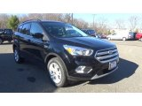 2018 Shadow Black Ford Escape SE 4WD #124530013