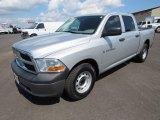 2011 Bright Silver Metallic Dodge Ram 1500 ST Crew Cab #124556439