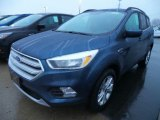 2018 Blue Metallic Ford Escape SE 4WD #124556478