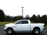 2017 Bright White Ram 1500 Laramie Crew Cab 4x4 #124584992