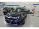 2018 Gunmetal Metallic Honda CR-V EX AWD #124585068