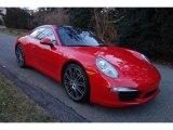 2016 Porsche 911 Carrera S Coupe Data, Info and Specs