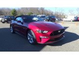 2018 Ruby Red Ford Mustang GT Premium Convertible #124593673