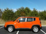 2017 Omaha Orange Jeep Renegade Latitude #124593561