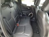 2017 Jeep Renegade Limited Rear Seat