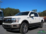 2018 White Platinum Ford F150 King Ranch SuperCrew 4x4 #124603727