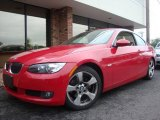 2007 Crimson Red BMW 3 Series 328i Coupe #12448473