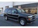 2005 Black Chevrolet Tahoe Z71 #124622480