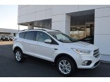 2018 White Platinum Ford Escape SEL #124622472