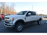2018 Ford F350 Super Duty King Ranch Crew Cab 4x4 Data, Info and Specs