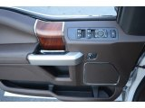 2018 Ford F350 Super Duty King Ranch Crew Cab 4x4 Door Panel
