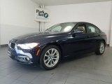 2017 Imperial Blue Metallic BMW 3 Series 320i xDrive Sedan #124622399