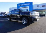 2018 Black Chevrolet Silverado 1500 High Country Crew Cab 4x4 #124644976