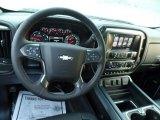 2018 Chevrolet Silverado 1500 LTZ Crew Cab 4x4 Dashboard