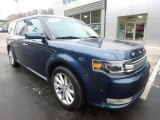 2017 Ford Flex Blue Jeans