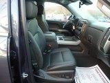 2018 Chevrolet Silverado 1500 LTZ Crew Cab 4x4 Front Seat