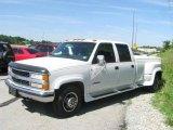 1998 Chevrolet C/K 3500 C3500 Silverado Crew Cab Data, Info and Specs