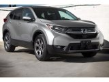 2018 Honda CR-V EX-L Data, Info and Specs