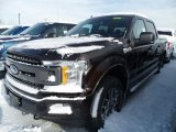 2018 Magma Red Ford F150 XLT SuperCrew 4x4 #124684813