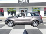 2011 Polished Metal Metallic Honda CR-V LX 4WD #124684788