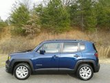 2017 Jetset Blue Jeep Renegade Latitude #124699237