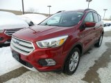 2018 Ruby Red Ford Escape SE #124699420