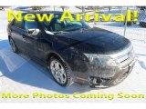 2010 Tuxedo Black Metallic Ford Fusion SE V6 #124699377
