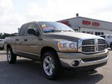 2006 Light Khaki Metallic Dodge Ram 1500 Big Horn Edition Quad Cab #12453797