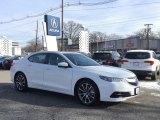 2017 Bellanova White Pearl Acura TLX V6 Sedan #124715907