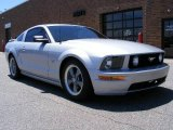 2006 Satin Silver Metallic Ford Mustang GT Premium Coupe #12440880