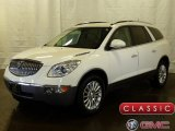 2009 White Opal Buick Enclave CXL AWD #124716032
