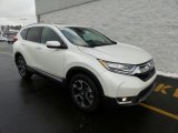2018 White Diamond Pearl Honda CR-V Touring AWD #124715916