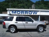2003 Silver Birch Metallic Ford Explorer XLS 4x4 #12448952