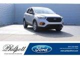 2018 Ingot Silver Ford Escape S #124716010