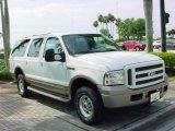 2005 Oxford White Ford Excursion Eddie Bauer 4x4 #12447985