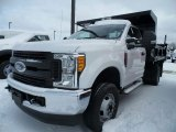 2017 Ford F350 Super Duty XL Regular Cab 4x4 Dump Truck Data, Info and Specs