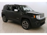2016 Black Jeep Renegade Limited 4x4 #124732023