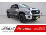 2018 Magnetic Gray Metallic Toyota Tundra SR5 CrewMax 4x4 #124731945
