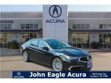 Crystal Black Pearl Acura TLX in 2018