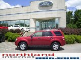 2009 Sangria Red Metallic Ford Escape XLT 4WD #12443120