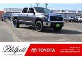 2018 Magnetic Gray Metallic Toyota Tundra SR5 CrewMax 4x4 #124731943