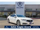 2018 Bellanova White Pearl Acura TLX Technology Sedan #124731780