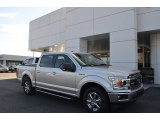 2018 Ingot Silver Ford F150 XLT SuperCrew #124731843