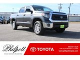 2018 Magnetic Gray Metallic Toyota Tundra SR5 CrewMax 4x4 #124758041