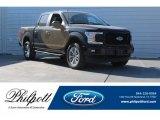 2018 Shadow Black Ford F150 XL SuperCrew 4x4 #124757952