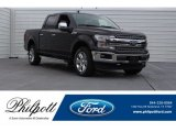2018 Magma Red Ford F150 Lariat SuperCrew 4x4 #124777424