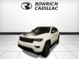 2017 Bright White Jeep Grand Cherokee Trailhawk 4x4 #124777511