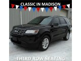 2016 Shadow Black Ford Explorer FWD #124790174